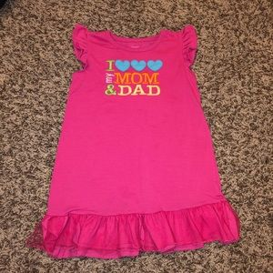 4T Carter's nightgown